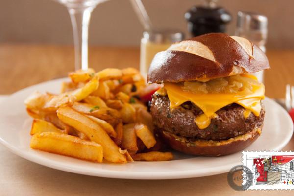 Bretzel'Burger